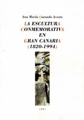 LIBRO DE ESCULTURA  CONMEMORATIVA EN GRAN CANARIA