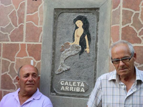 """Caleta inauguró su nueva obra """"La Sirena"""" en el municipio de Gáldar"""