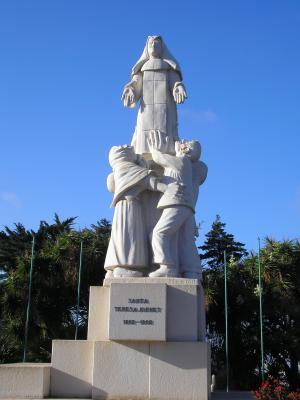 MONUMENTO SANTA TERESA  JORNET