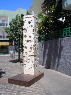 MONUMENTO HOMENAJE  A   ANTONIO PADRÓN