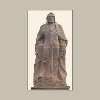 MONUMENTO A TENESOR SEMIDAN  (FERNADO GUANARTEME)