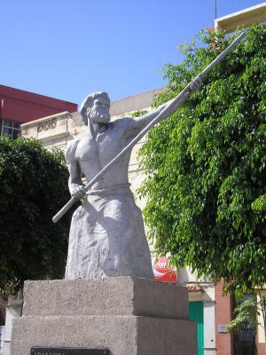 MONUMENTO DE ADARGOMA