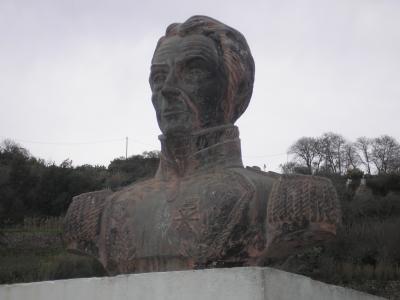 MONUMENTO A JOSE MONAGAS
