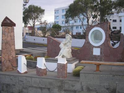 MONUMENTO HOMENAJE AL MARINERO