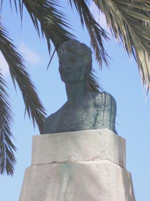 MONUMENTO DE ALONSO QUESADA