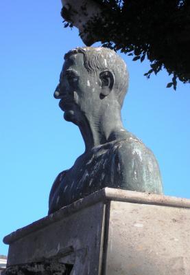 MONUMENTO A DON DIEGO MESA DE LEON