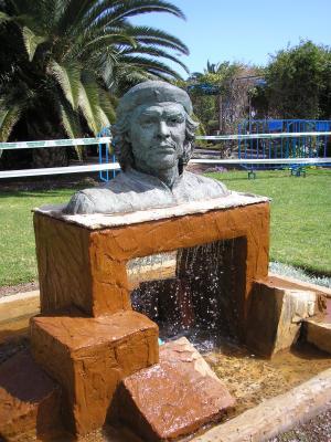 MONUMENTO AL  CHÉ GUEVARA