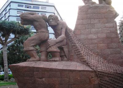 MONUMENTO ACTIVIDADES PRIMITIVAS CANARIAS