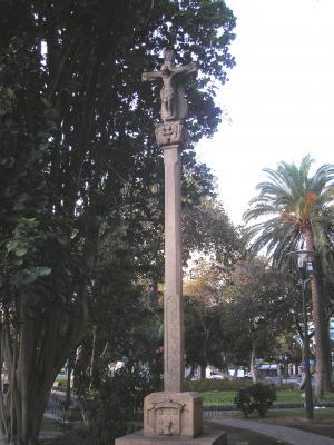 CRUCEIRO  DE SAN TELMO