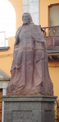 MONUMENTO A TENESOR SEMIDAN  (FERNANDO GUANARTEME)