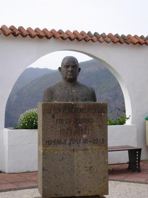 MONUMENTO A PEDRO PEREZ RODRIGUEZ