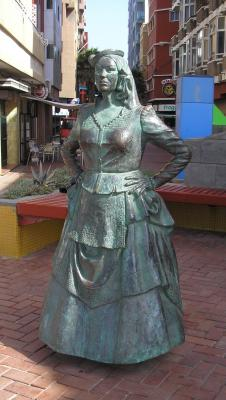 MONUMENTO A MARY SANCHEZ