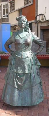 MONUMENTO A MARY  SANCHEZ