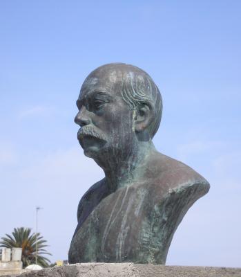 MONUMENTO A GREGORIO CHIL  Y NARANJO