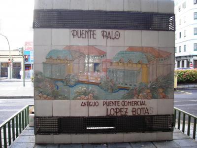 MURAL DEL PUENTE DE PALO