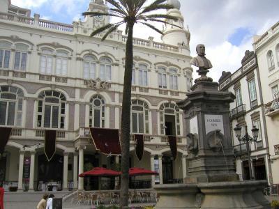 MONUMENTO A BARTOLOME  CAIRASCO DE FIGUEROA