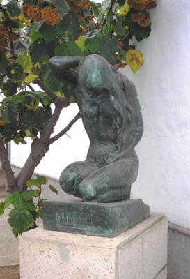 ESCULTURA CAPRICHO