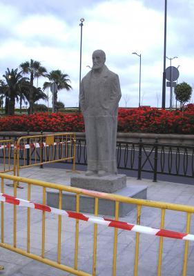 MONUMENTO DE CAMILO SAINT SAËNS