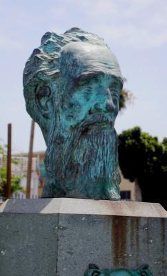 MONUMENTO AL CAPITAN ETAYO