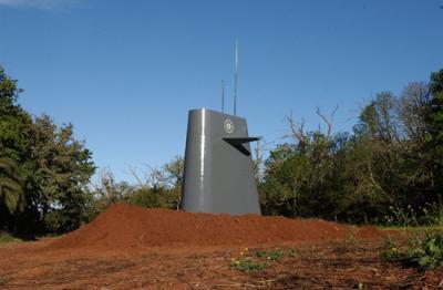 El Cabildo busca dónde reponer la escultura de Marcos Lora Read