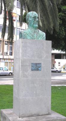 MONUMENTO A JOSE FRANCHY ROCA