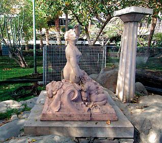La escultura censurada