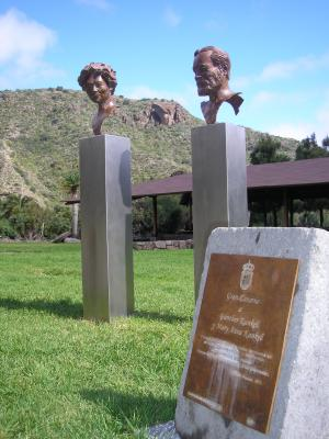 HOMENAJE A GÜNTHER KUNKEL Y MARY ANNE KUNKEL