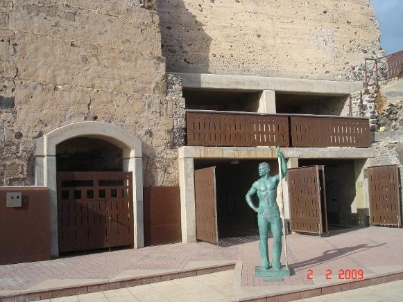MONUMENTO AL CALERO