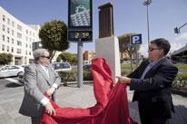 Siete Palmas cuenta con una escultura de Máximo Riol