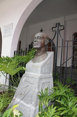 HOMENAJE A DON MANUEL GUERRA  GONZALEZ