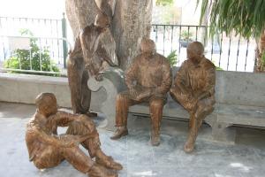 El museo al aire libre crece con Tertulia en La Alameda