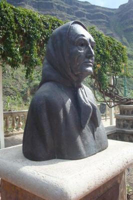 HOMENAJE A D. NIEVES SANTANA - LA PARTERA
