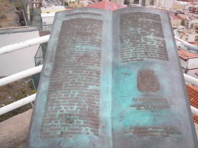 MONUMENTO CONMEMORATIVO A SCHAMANN