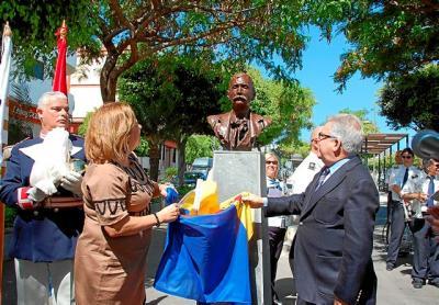 La ciudad de Telde salda una deuda con Pérez Galdós 100 años después