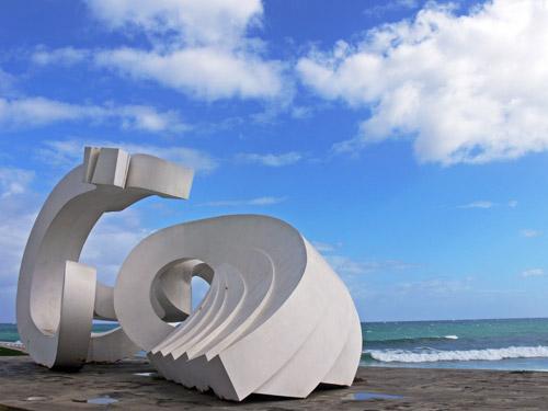 La Escultura Canarias en  el Siglo XX