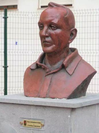 BUSTO  DE  JOSÉ MANUEL PADILLA